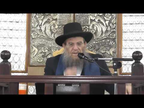 """הרב יצחק ברדא שליט""""א - פרשת בא - התשע""""ח 14.1.18"""
