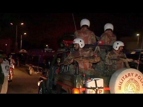 Gunmen attack Karachi international airport
