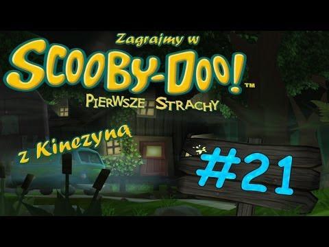 Zagrajmy w Scooby Doo Pierwsze Strachy Na ślepo cz.21 Cmentarz i błyskawice
