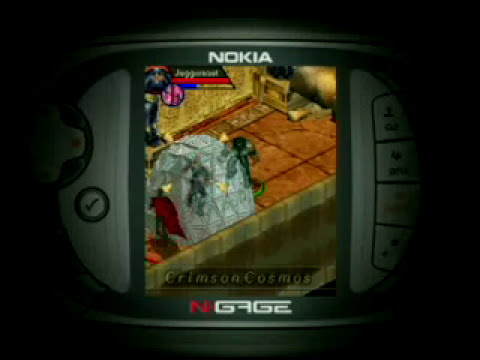 Nokia N-Gage X-Men™ Legends II: Rise of Apocalypse Trailer