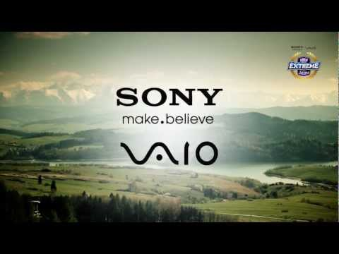 Sony VAIO Joy Ride Fest 2012 - Spot TV