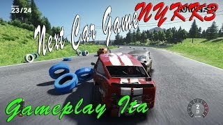 Next Car Game Pre Alpha- Gameplay ITA HD - Destruction Derby e Gare 2