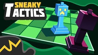 Sneaky Tactics to get ahead in Minecraft