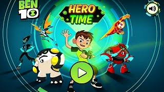 download lagu Ben 10 - Hero Time Chapter 1-3 - Cartoon gratis