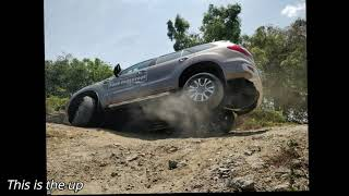 2019 Ford Endeavour off-road drive event - GEFD