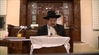 הרב חננאל כהן בהלכות שבת בדין תתא גבר שיעור ביבנה כל יום שלישי בית כנסת תפילה למשה