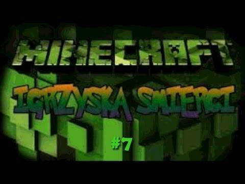Minecraft igrzyska śmierci #7-Diaxowy miecz w pół minuty !