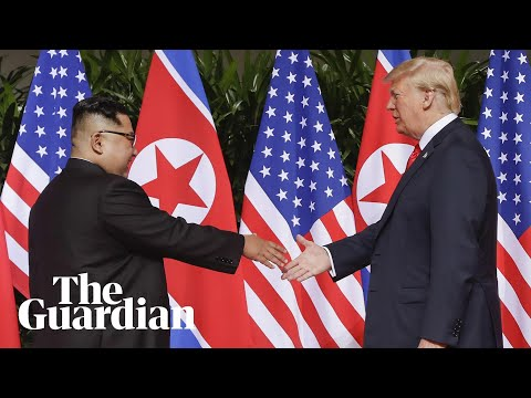 Trump Meets Kim Jong-un: A Closer Look