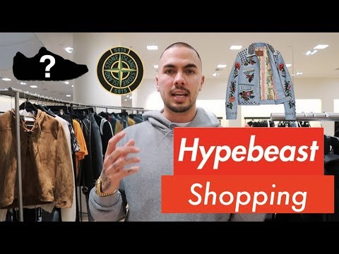 Hypebeast Shopping - Los Angeles