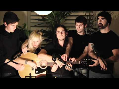 Somebody That I Used to Know Cover (Acoustic) - 5 people on one guitar - AWESOME! Music Videos