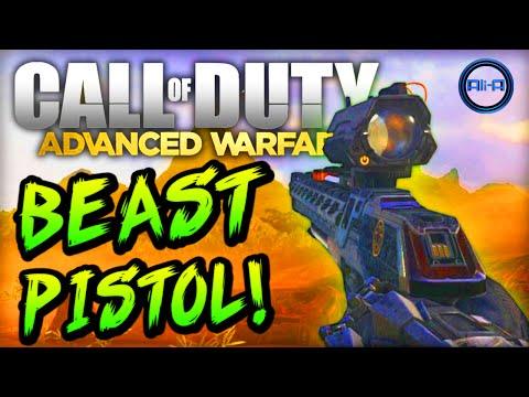 """BEAST PISTOL!"" - Call of Duty: Advanced Warfare MULTIPLAYER gameplay! COD 2014"