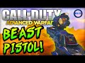 """BEAST PISTOL!"" - Call of Duty: Advanced Warfare MULTIPLAYER gameplay! COD 2014"