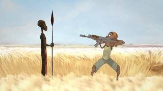 Animation movies - African life, great lesson