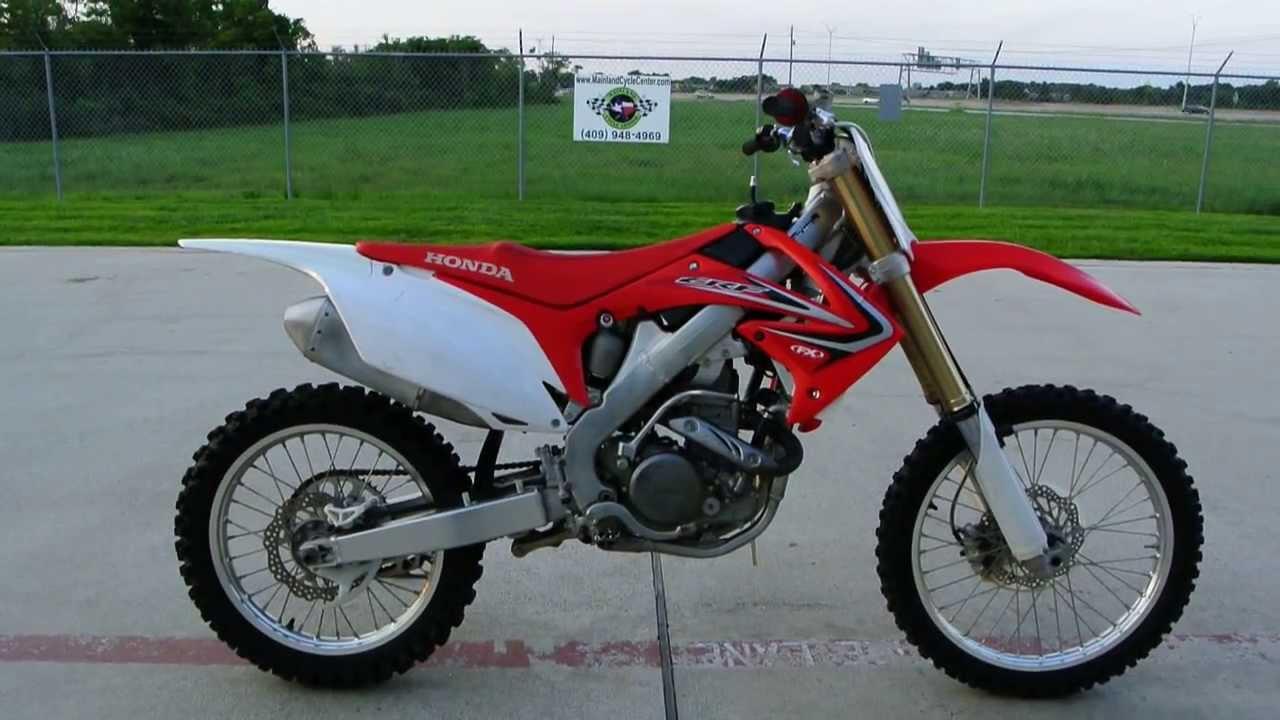 Crf250r For Sale >> $4,199 2011 Honda CRF250R Motocross Bike For Sale! - YouTube