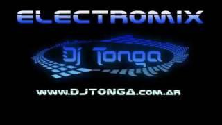 NEW ELECTRO HOUSE 2012 Mix Dj Tonga