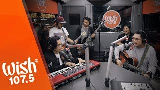 "December Avenue performs ""Kahit 'Di Mo Alam"" LIVE on Wish 107.5 Bus"