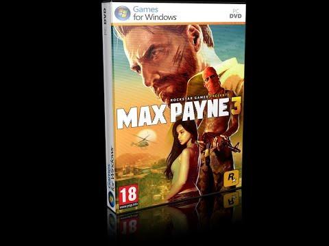 Descargar E Instalar Max Payne 3 Bien Explicado y Solo Pesa 10 Gb)
