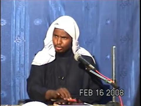 Suaalo iyo jawaabo  Quseeya Jihaadka Somalia Ka Socda SH Xassaan Xuseen Q1aad.