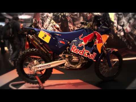 KTM 450 Rally - Ready for Dakar 2011