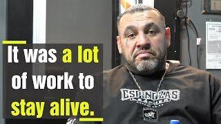 From Sureños Gang Member to Entrepreneur