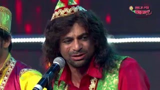 Qawali, Sunil Grover Style At Royal Stag Mirchi Music Awards!