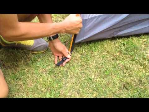 Como armar una carpa