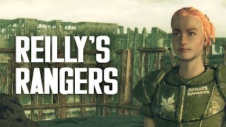 The Full Story of Reilly's Rangers, the Statesman Hotel, & Our Lady of Hope Hospital - Fallout 3