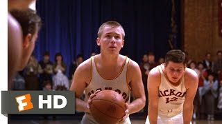 Video clip Hoosiers (9/12) Movie CLIP - Ollie Sinks His Free Throws (1986) HD