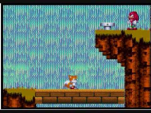 Sonic Glitched 4