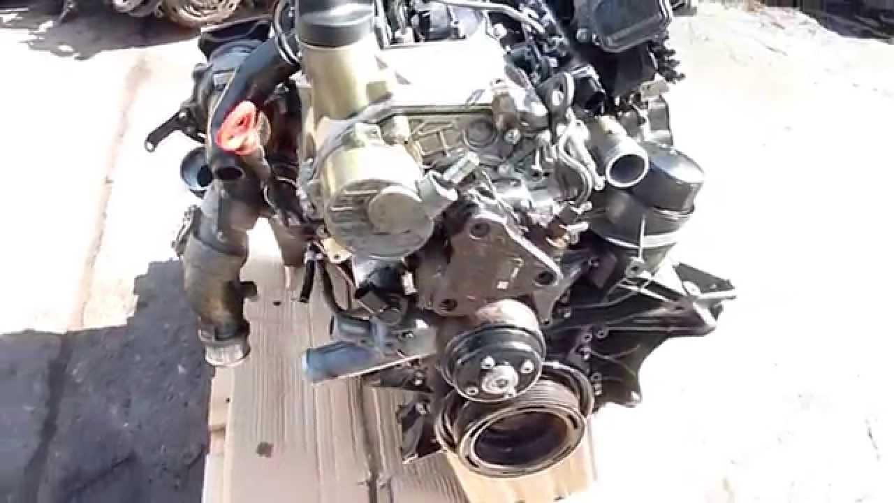 W Mercedes Engines