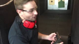 Indoor Shooting Range First time shooting Pump action shotgun, AK-47, Desert Eagle and more...