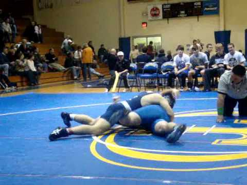 Tiftarea Academy wrestling highlights at Tattnall duals