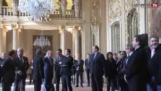 Delegação da CCIFP recebida por Pedro Passos Coelho e Rui Machete em Lisboa