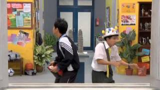Solar Eclipse - Waktu Rehat - Disney Channel Asia