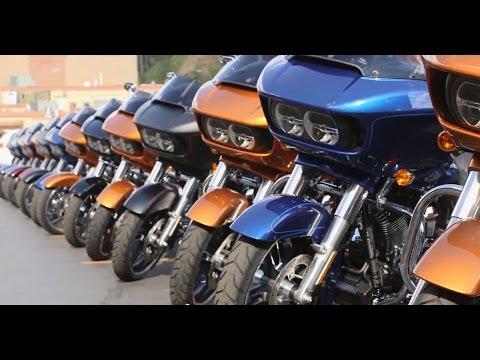 Road Glide Roars Back | Harley-Davidson Motorcycles