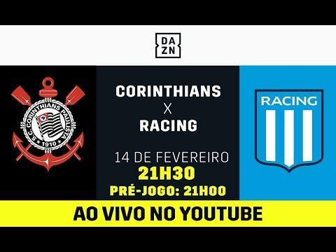 Corinthians x Racing AO VIVO e DE GRAÇA! Assista aqui com o DAZN! thumbnail