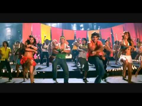 Aishwarya Rai & Hrithik Roshan - Dhoom 2 HD