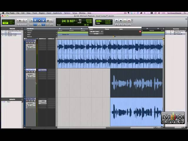 MixCoach Playbook - How to Use Digidesign Plugins to Emulate SSL Channel