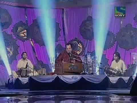 Rahat Fateh Ali Khan Tribute to Ustad Nusrat Fateh Ali Khan
