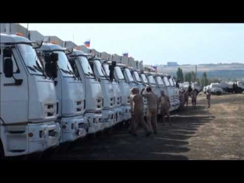 Russia Plans New 'Aid' Convoy: Russian incursions breach international law and Ukrainian sovereignty
