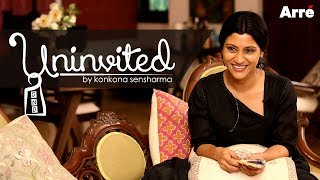 Uninvited By Konkona Sensharma | Talking about A Death In The Gunj, books, and life