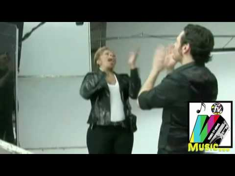 MARY J. BLIGE TIZIANO FERRO - EACH TEARS - OFFICIAL BACKSTAGE VIDEO HD - VideoTVnews MUSIC