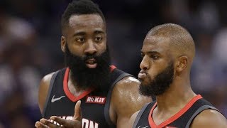 "James Harden COMPLAINED About Chris Paul To Rockets Coach: ""We Have To Get Him Out Of Here!"""