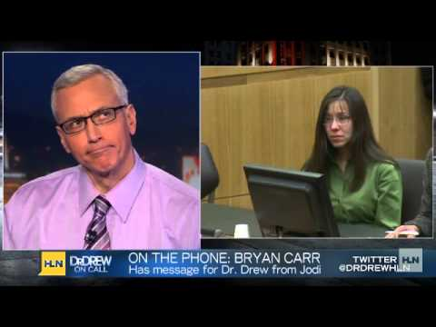 friend relays arias message for dr drew viewers jodi arias continued ...