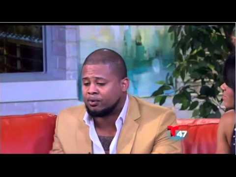 Lapiz Conciente en Telemundo Dice : que es el Mejor Rapero Dominicano.