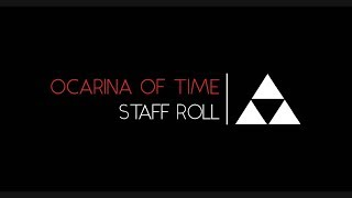 Ocarina Of Time Staff Roll Orchestral Arrangement