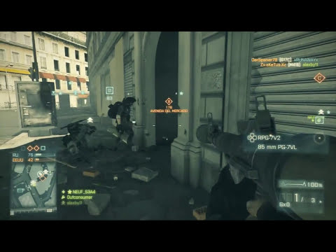 Battlefield 3 tutorial oficial HD #6- Patrullas