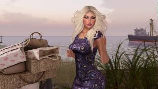 Move your body in Second Life