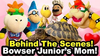 SML Movie: Bowser Junior's Mom! (BTS)