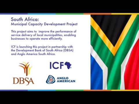 Municipal Capacity Development Project radio Interview